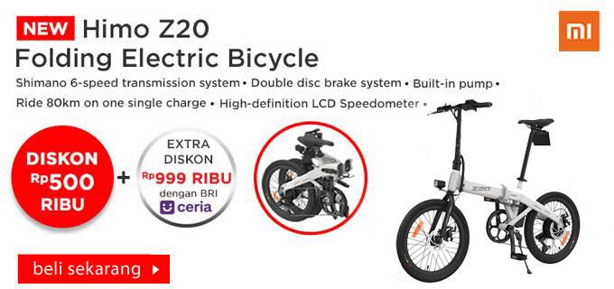 Xiaomi Himo Z20 Folding Electric Bicycle