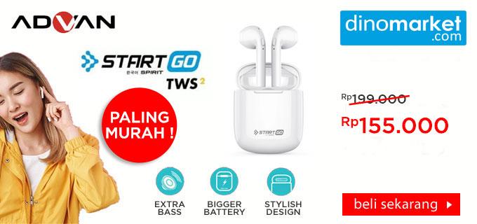 Advan Earphone TWS2