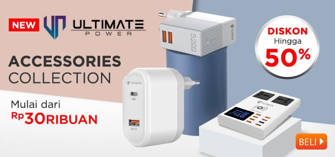 Ultimate Accecories Gadget Collection
