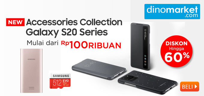 Aksesoris Samsung Galaxy S20 | S20+ | S20 Ultra