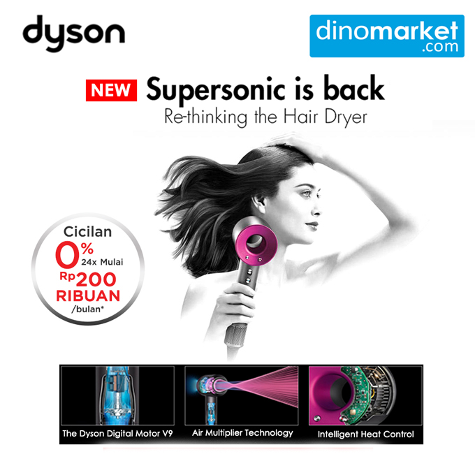 Dyson Hair Dryer SuperSonic