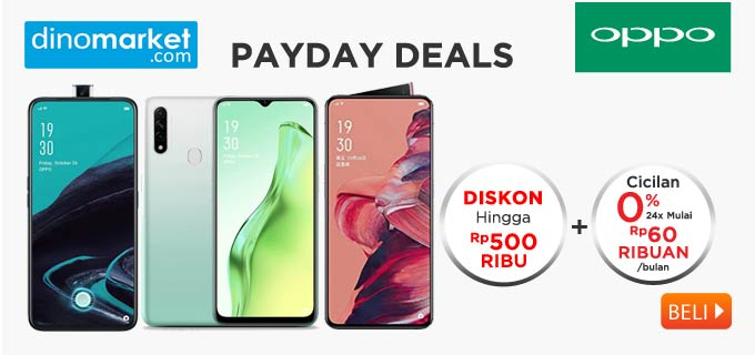 OPPO Pay Day Sale