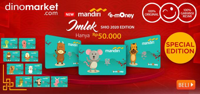 Mandiri e-Money Shio