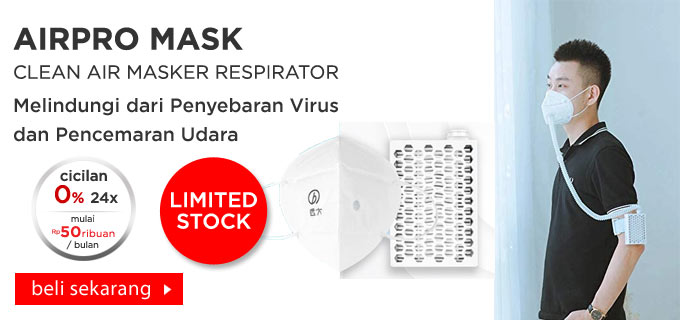 Airpro Mask Clean Air Masker Respirator