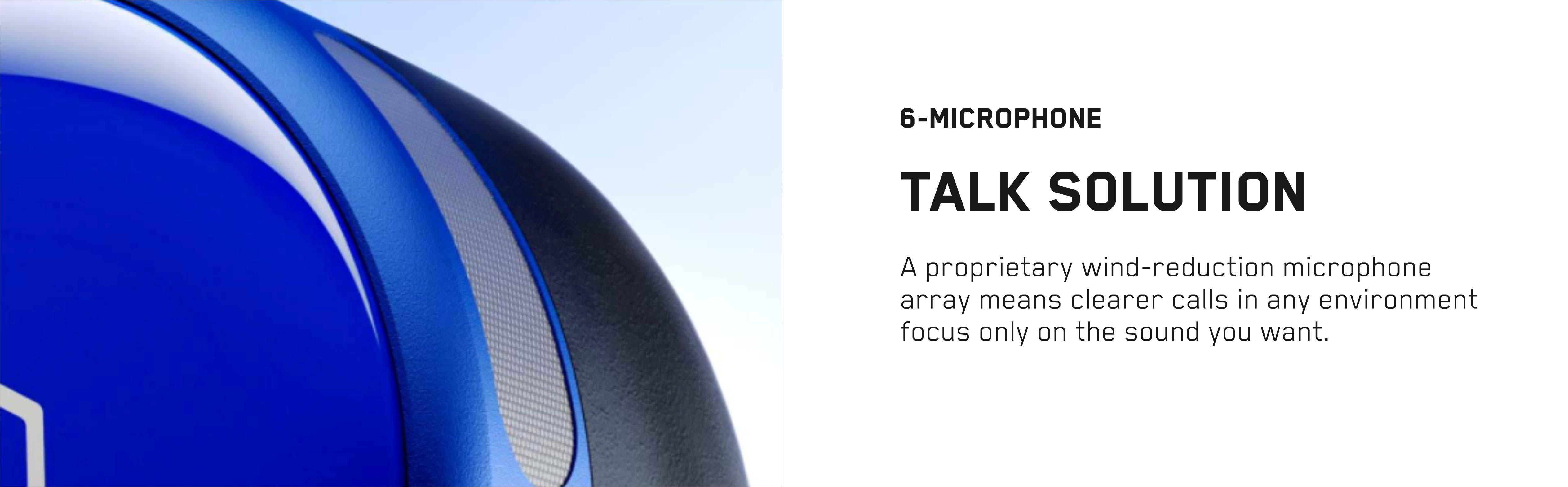 Master & Dynamic ANC True Wireless Earphones MW08 - Blue Ceramic / Polished Graphite Case