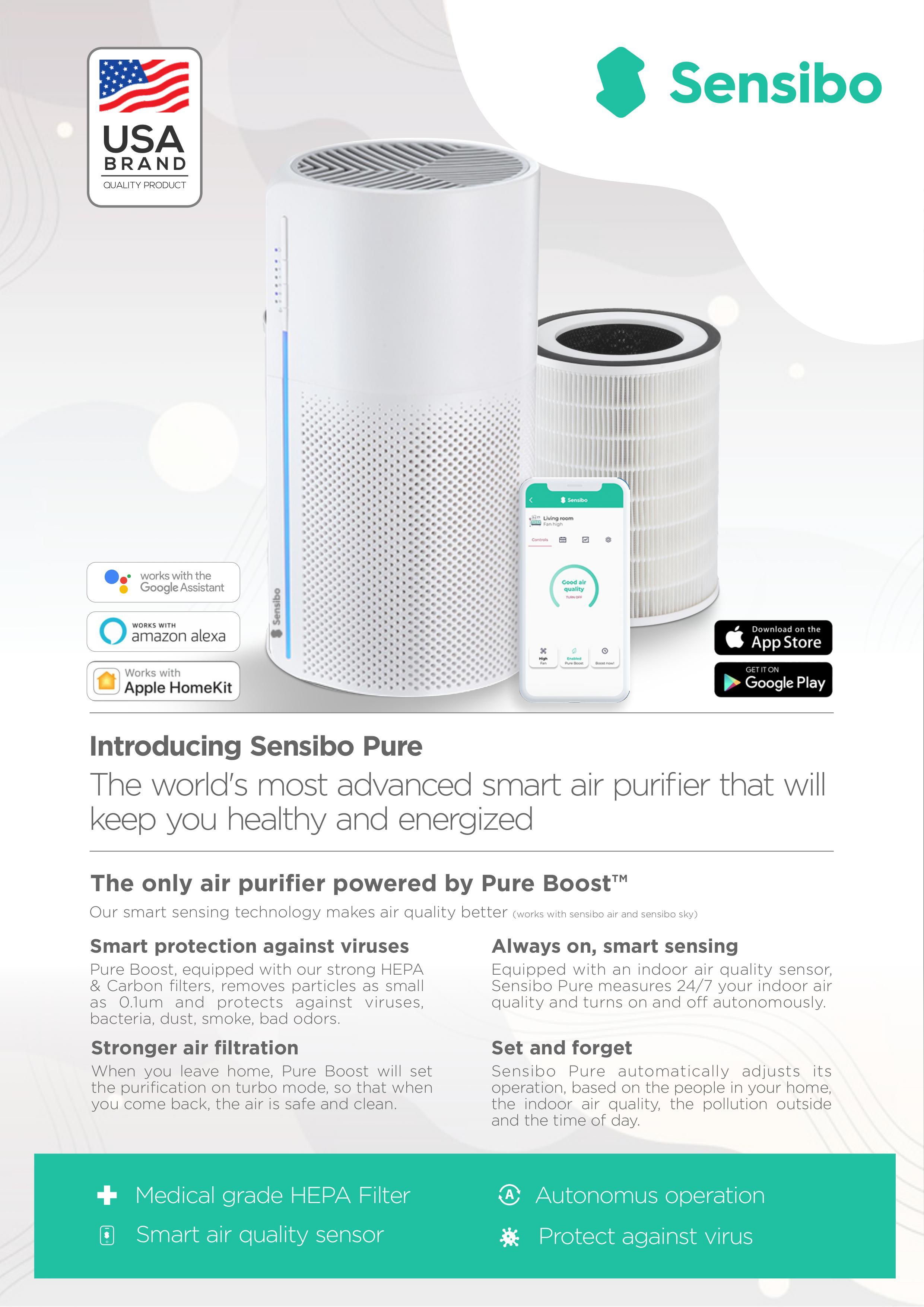 Sensibo Pure - Single Kit