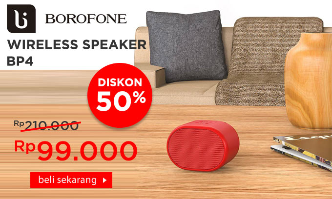 BOROFONE BP4 Premium Sport Speaker Wireless