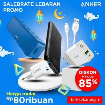 Anker Salebrate Lebaran Promo