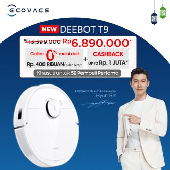 Ecovacs Vacuum Robot T9 | N8 Pro
