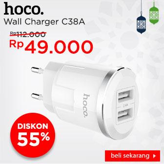 Hoco Wallcharger C38A