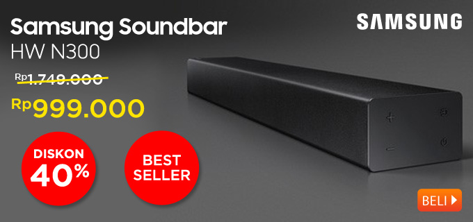 Samsung Soundbar HW-N300/XD