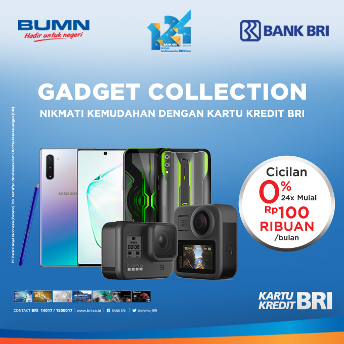 BRI Gadget Collection