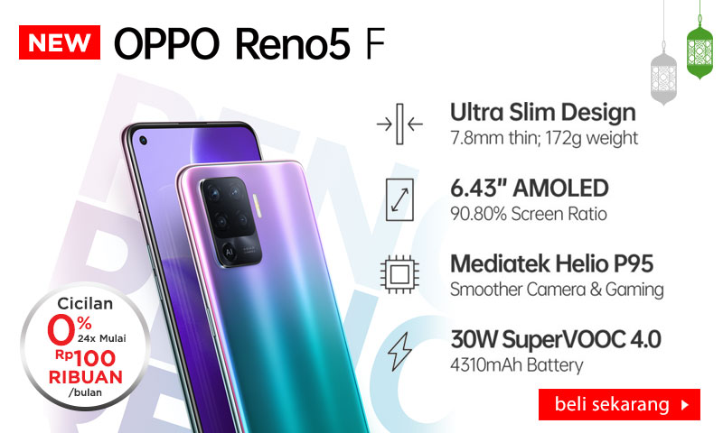 Oppo Reno 5F