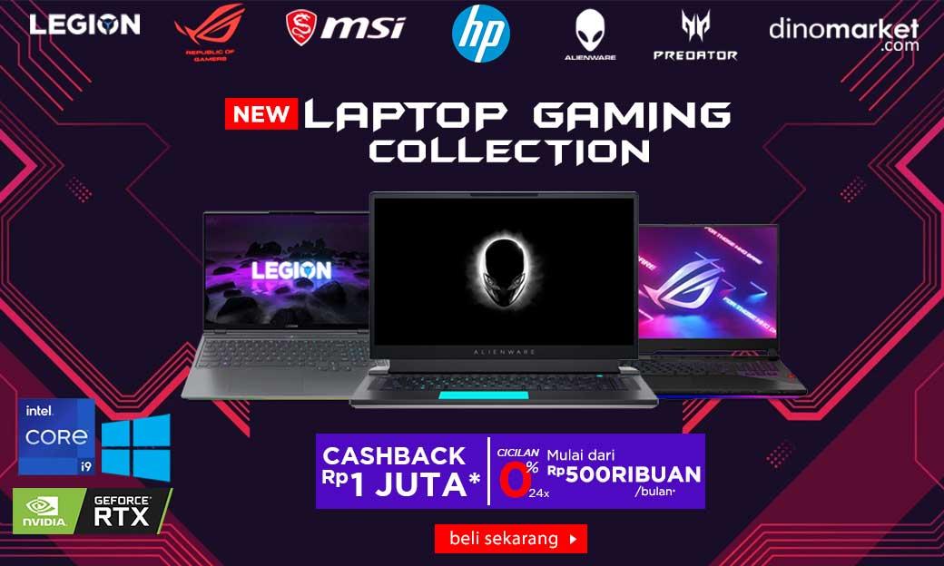 Gaming Laptop New