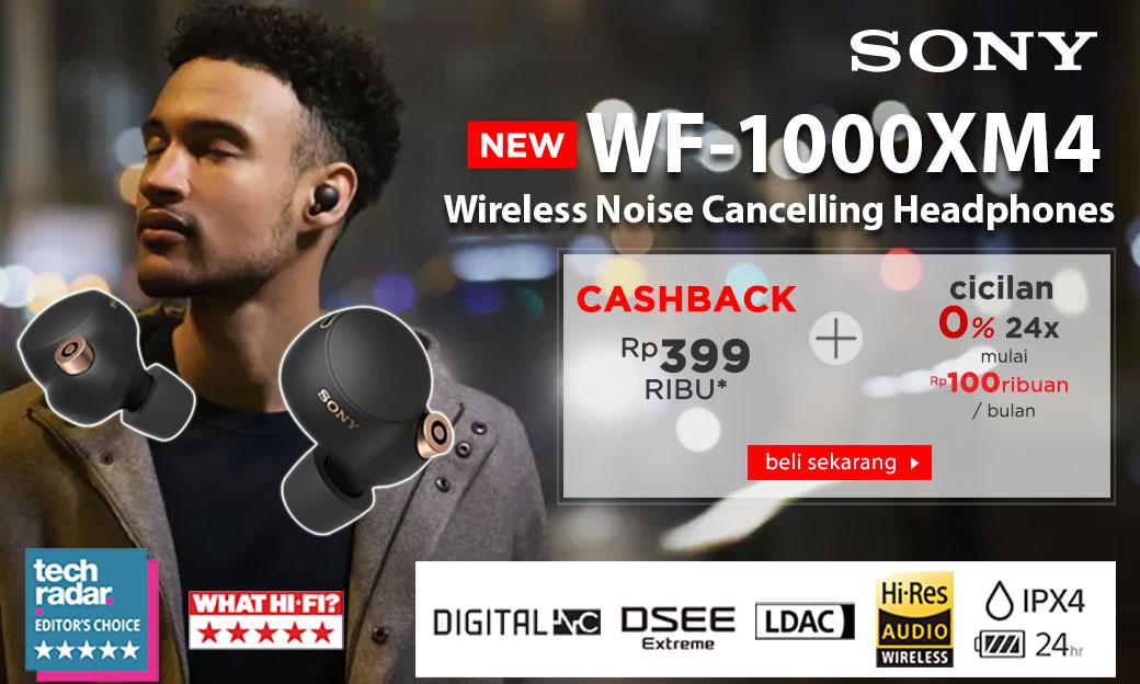 Sony WF1000XM4