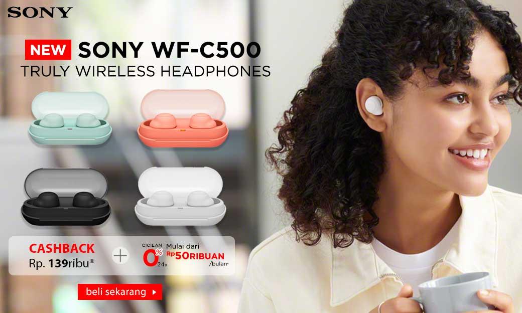 SONY WFC500 TWS