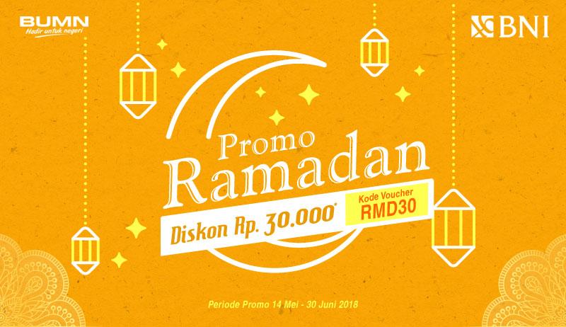 Aksen Belanja Ramadhan