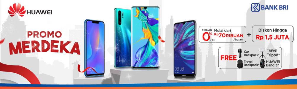 Huawei Promo Merdeka