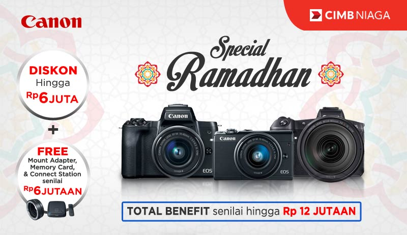 Canon Special Ramadhan
