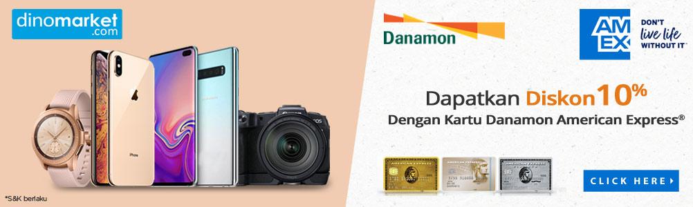 Promo Danamon Amex