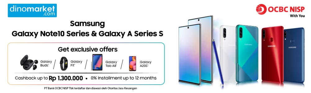 Note10 A Series OCBC