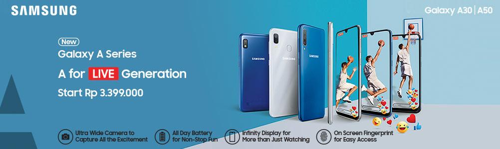 New Samsung A Series