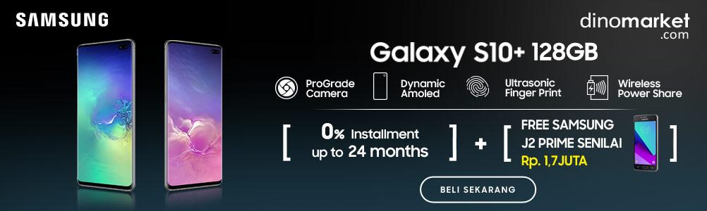 Promo Samsung Galaxy S10