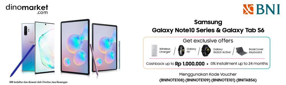 Samsung Galaxy Note10 & Tab S6 BNI
