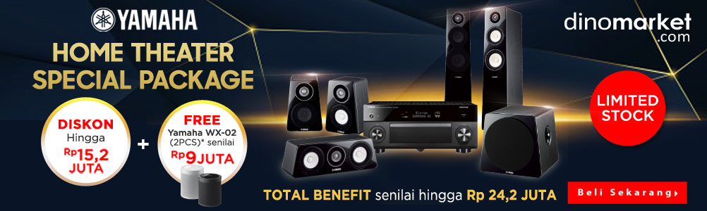 Yamaha Home Theater Special Package