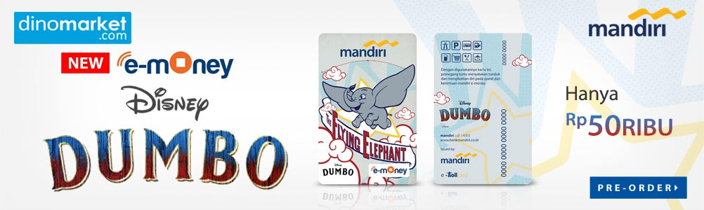 Mandiri e-Money Dumbo