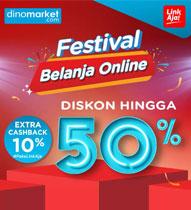 LinkAja Festival Belanja Online