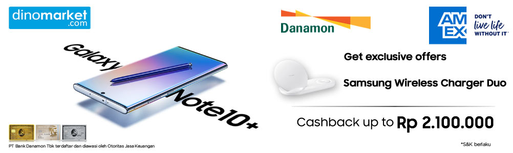 Samsung Galaxy Note 10 Amex