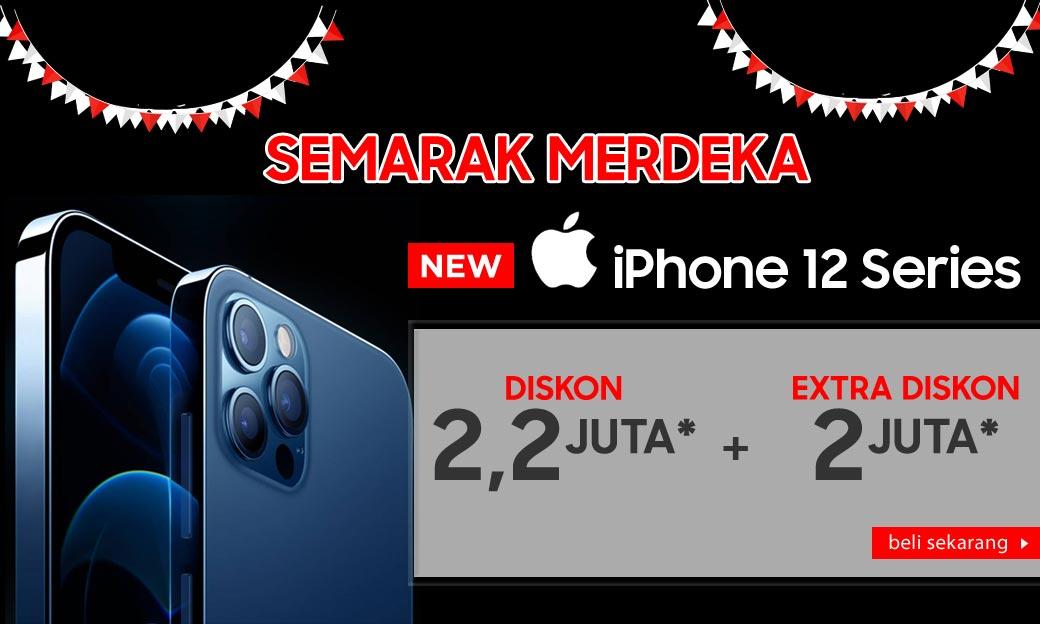 iPhone12 Merdeka