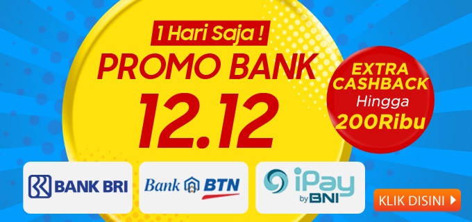 Promo Bank Histeria Belanja Online 12