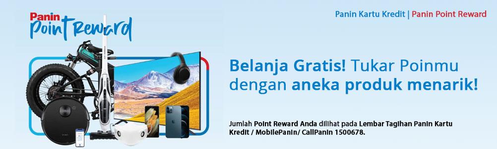 Panin Point Reward