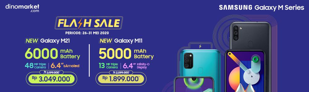 Samsung Galaxy M21 M11