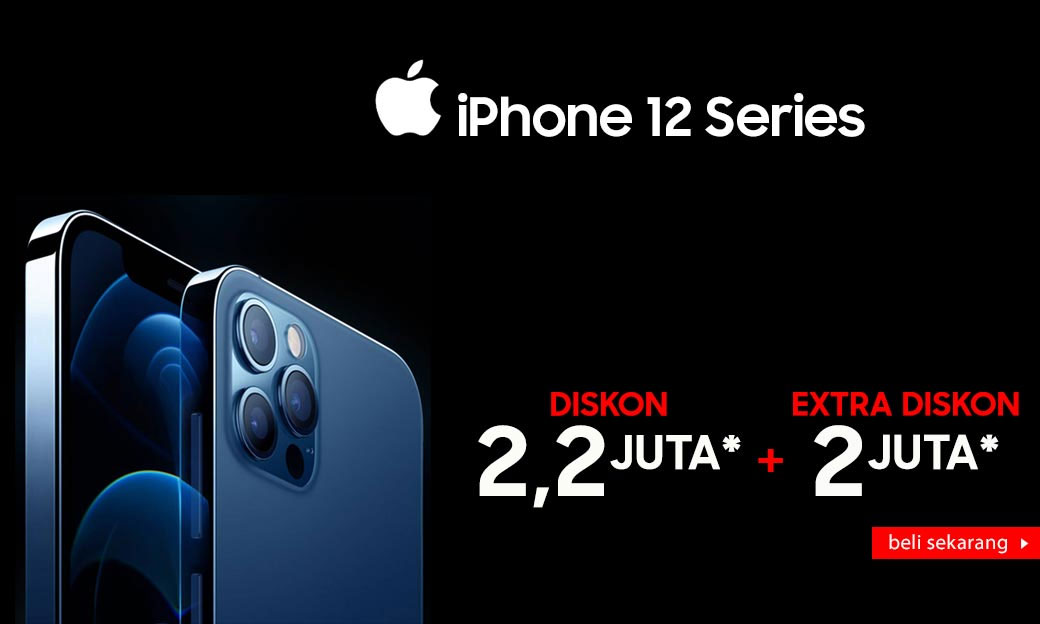 iPhone 12 Merdeka