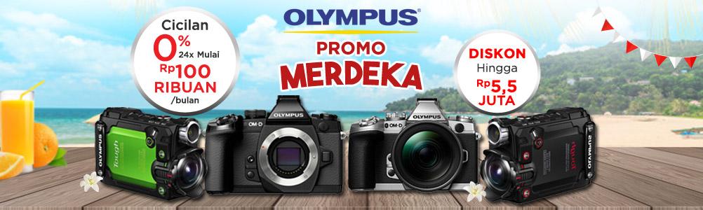 Olympus Promo Merdeka