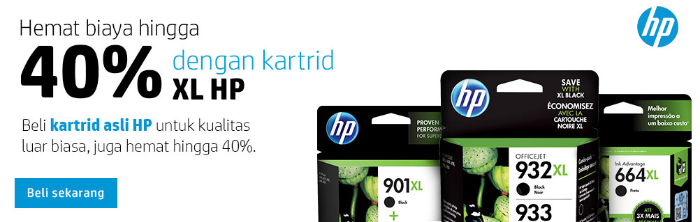 banner hp ink