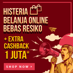 Histeria Belanja Online Bebas Resiko Harbolnas 1212