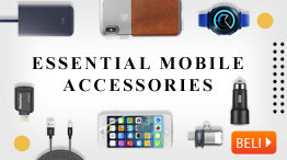 Mobile Accessories Essential