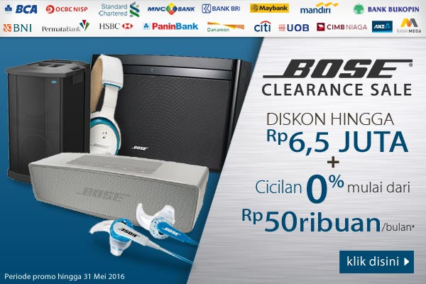 Bose Sale