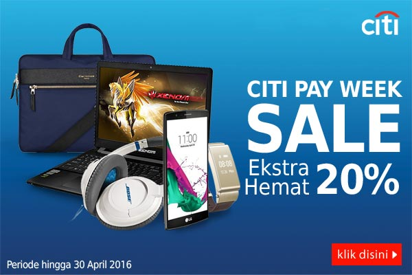 Citipay Week
