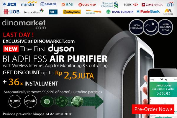 Dyson Pure Coollink