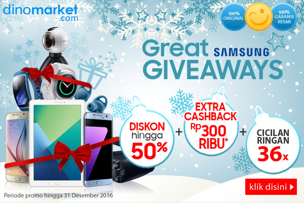Great Samsung Giveaways