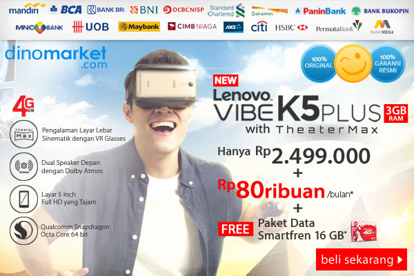 Lenovo K5 Plus 3GB