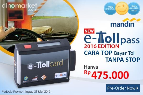Mandiri etoll Pass