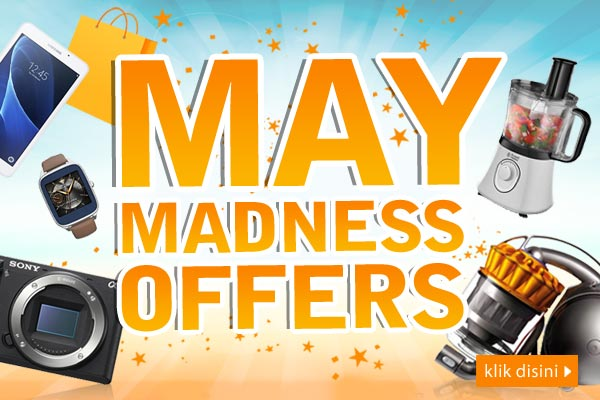 May Madness Sale