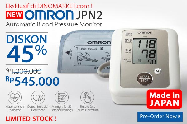 Omron Blood Pressure