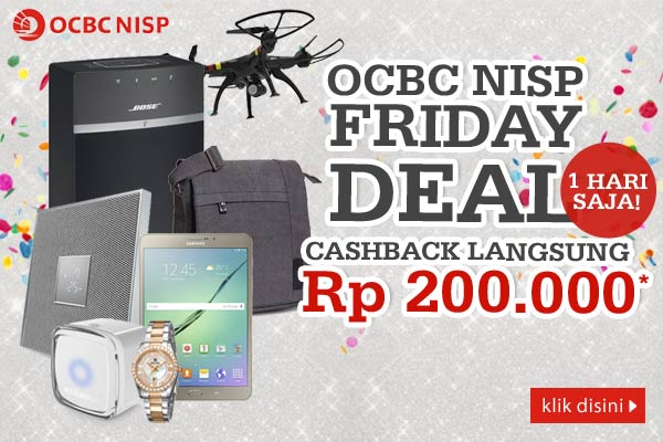 OCBC Friday Deal